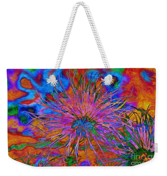 The Heart Of The Matter.. Weekender Tote Bag