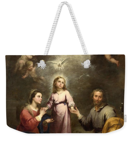 The Heavenly And Earthly Trinities Weekender Tote Bag