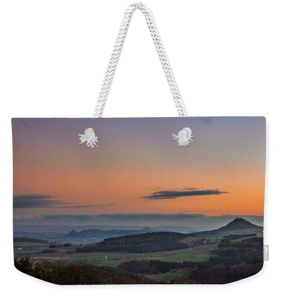 The Hegauview Weekender Tote Bag