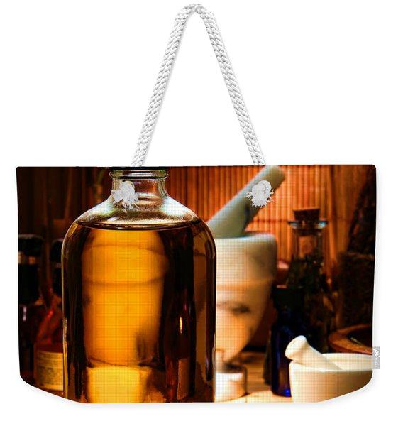 The Herbal Shop  Weekender Tote Bag