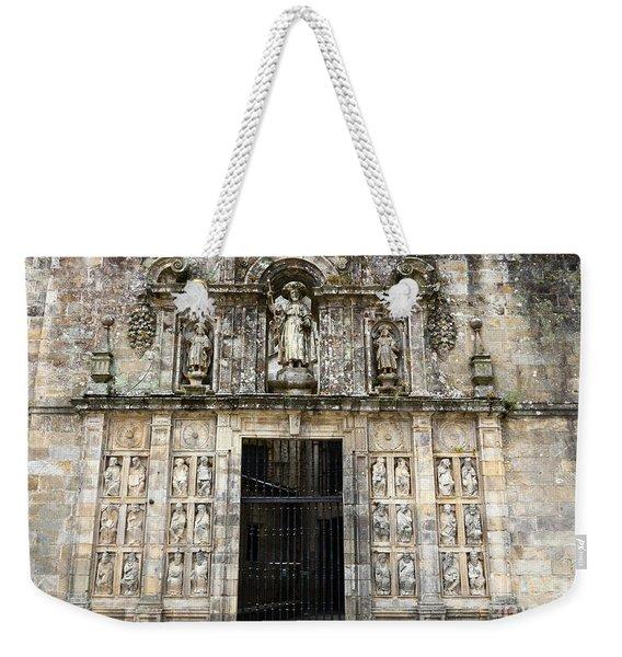 The Holy Door Weekender Tote Bag