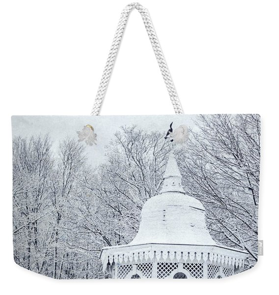 The Incredible Lightness Weekender Tote Bag