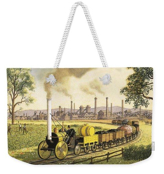 The Industrial Revolution Weekender Tote Bag