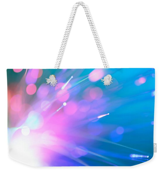 The Inner Light Weekender Tote Bag