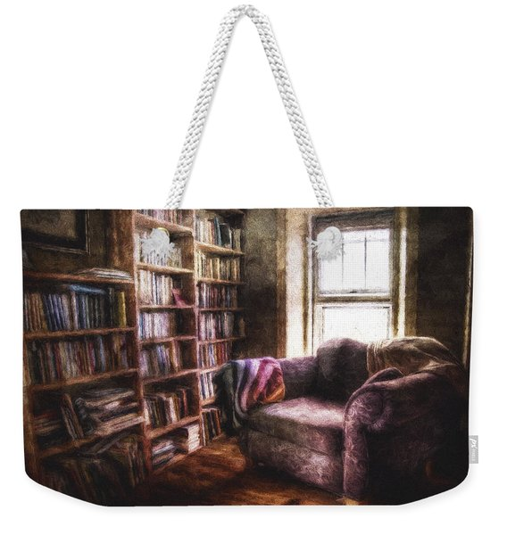 The Joshua Wild Room Weekender Tote Bag