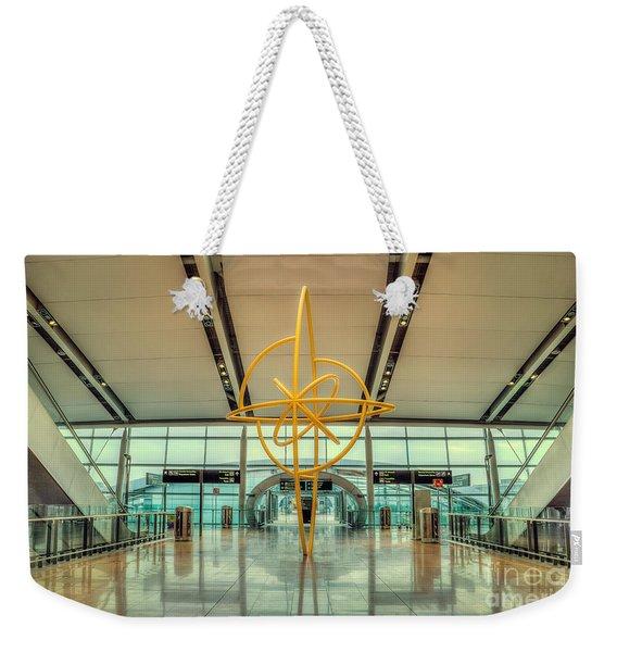 The Journey Home Weekender Tote Bag