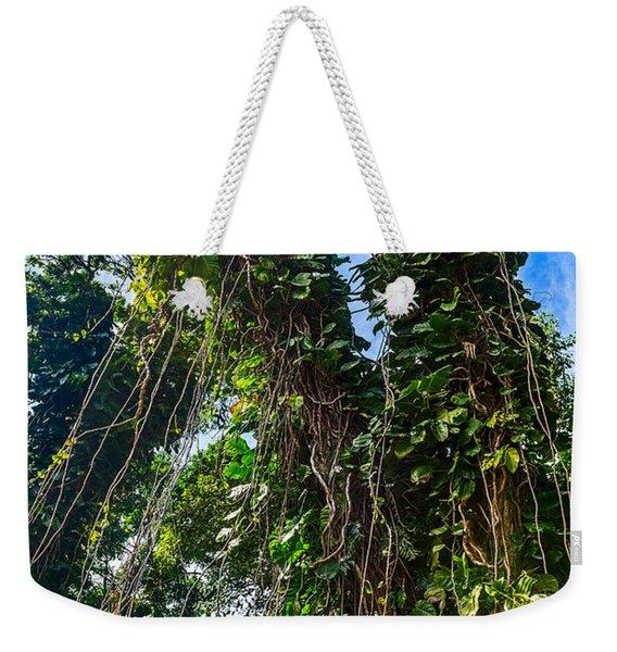 The Jungle Weekender Tote Bag