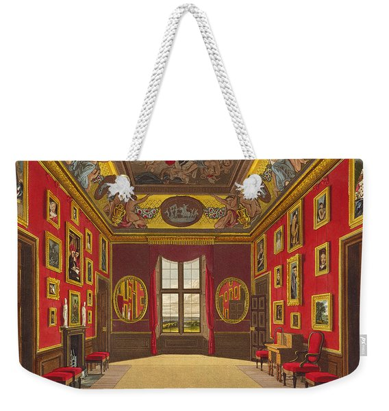 The Kings Closet, Windsor Castle Weekender Tote Bag