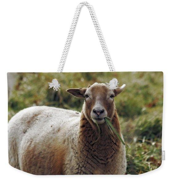 Feed My Sheep Weekender Tote Bag