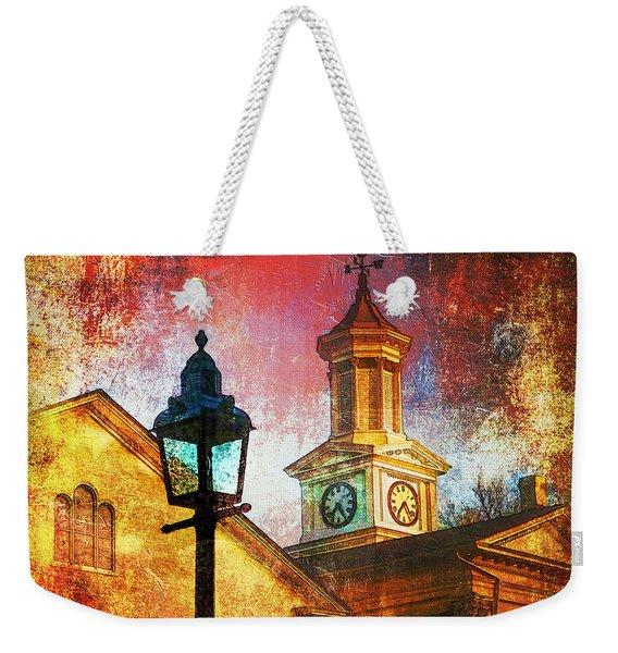 The Lamp Weekender Tote Bag