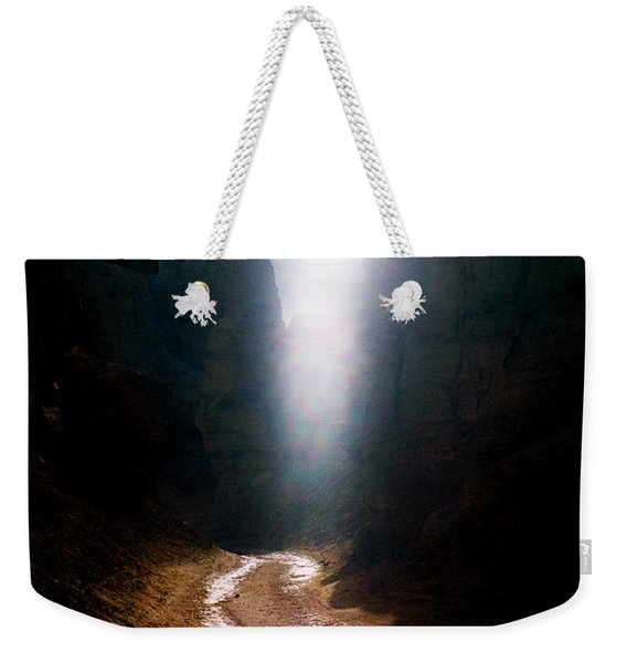 The Land Of Light Weekender Tote Bag