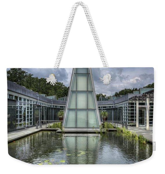 The Last Gateway Weekender Tote Bag