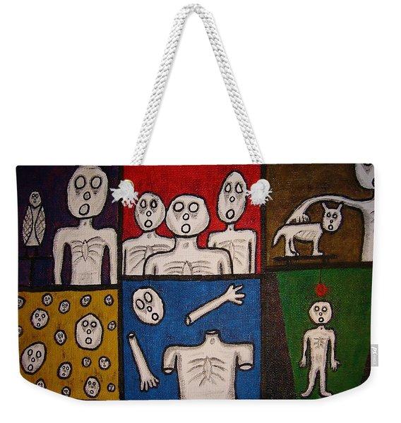 The Last Hollow Men Weekender Tote Bag