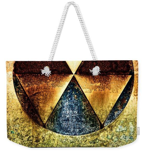 The Last Refuge Weekender Tote Bag