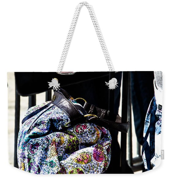 The Life Force Weekender Tote Bag