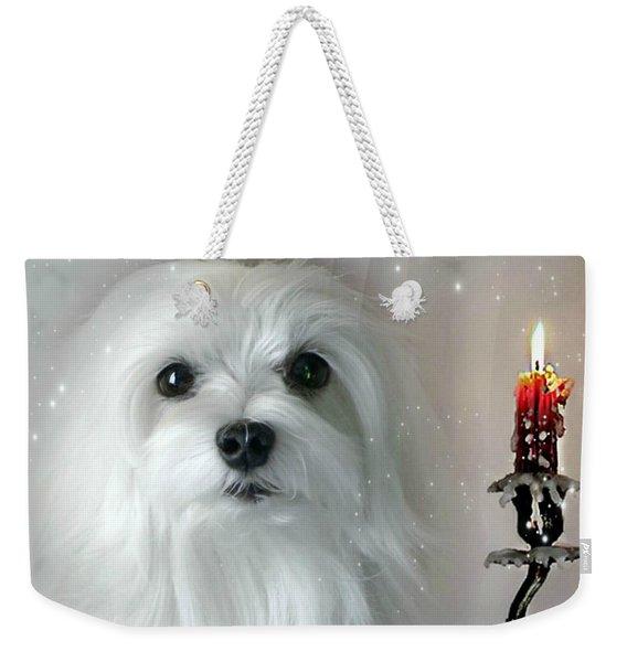 The Light In My Life Weekender Tote Bag