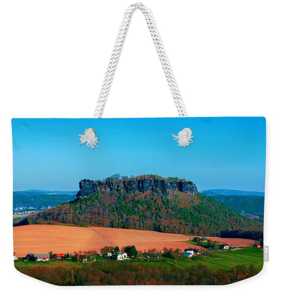 The Lilienstein Weekender Tote Bag