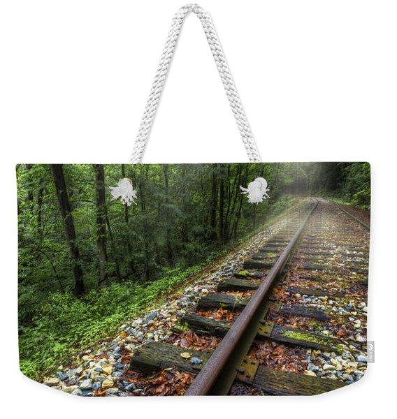 The Line Weekender Tote Bag