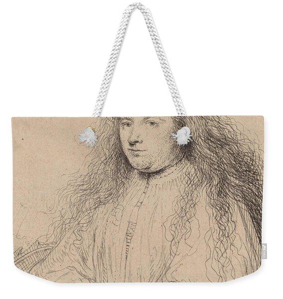 The Little Jewish Bride Weekender Tote Bag