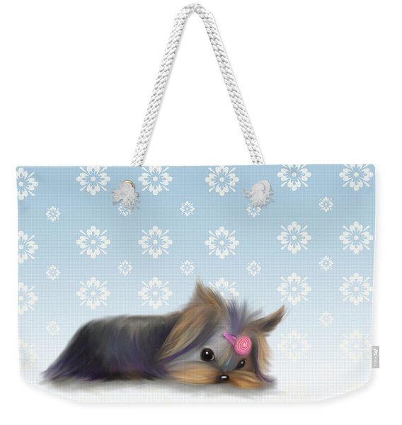 The Little Thinker  Weekender Tote Bag