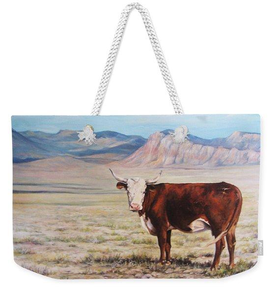The Lone Range Weekender Tote Bag