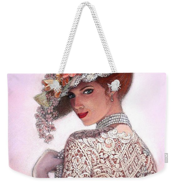 The Look Of Love Weekender Tote Bag
