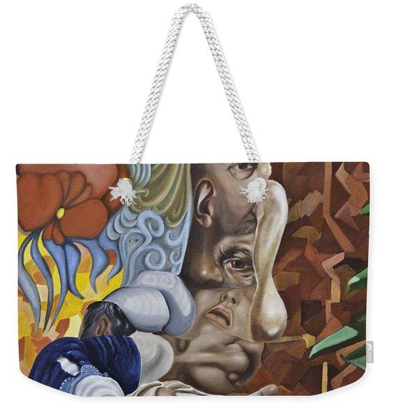 The Mad Sculptor Weekender Tote Bag