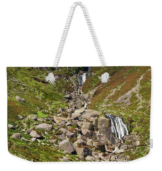 The Mahon Falls, Comeragh Mountains Weekender Tote Bag