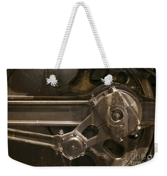The Main Drive Rod Weekender Tote Bag
