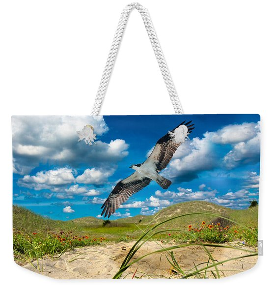 The Majestic  Weekender Tote Bag
