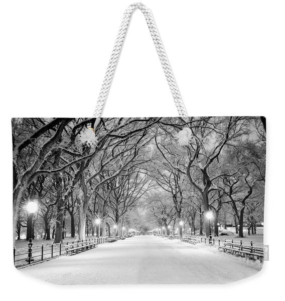 The Mall Weekender Tote Bag