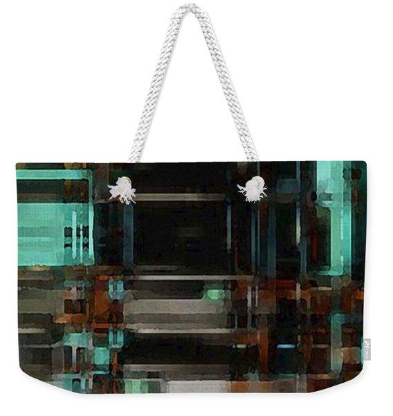 The Matrix 3 Weekender Tote Bag