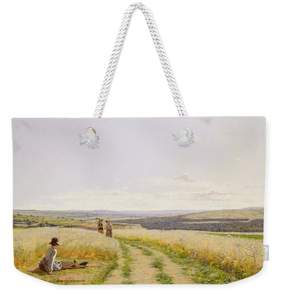 The Midday Rest  Weekender Tote Bag