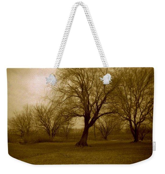 The Midnight Sky Weekender Tote Bag