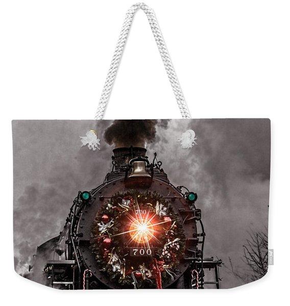 The Mighty 700 Weekender Tote Bag