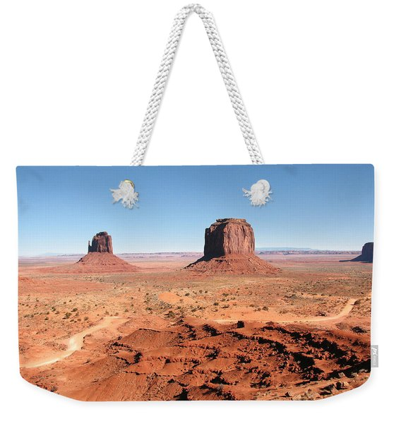 The Mittens Utah Weekender Tote Bag