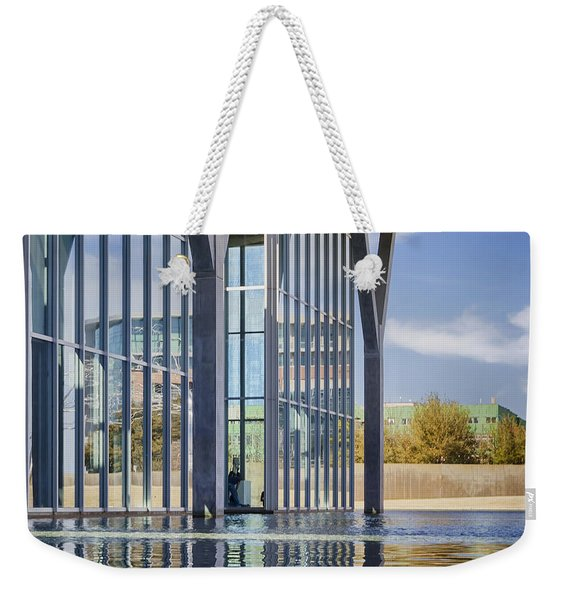 The Modern Weekender Tote Bag