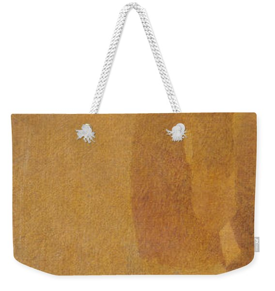 The Mouthful Of Bread, Waiting In Line, Study For Charity Weekender Tote Bag
