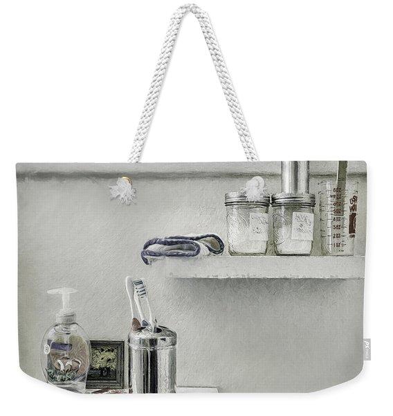 The Mundane Weekender Tote Bag