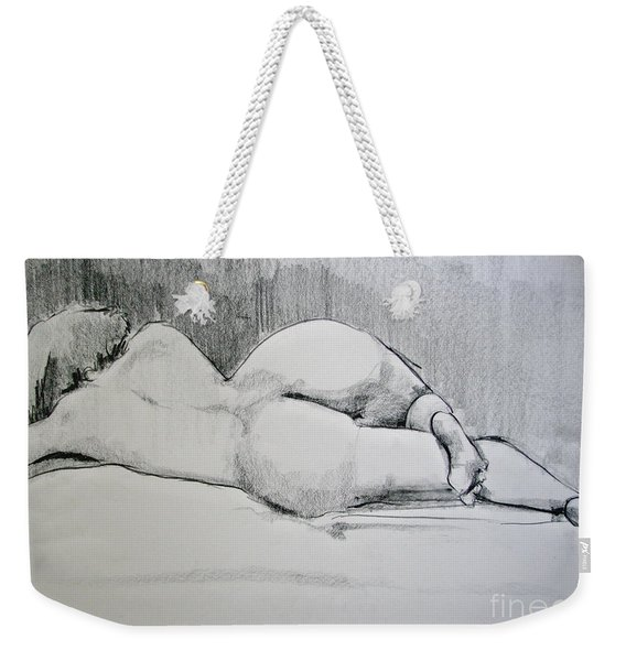 The Nap Weekender Tote Bag