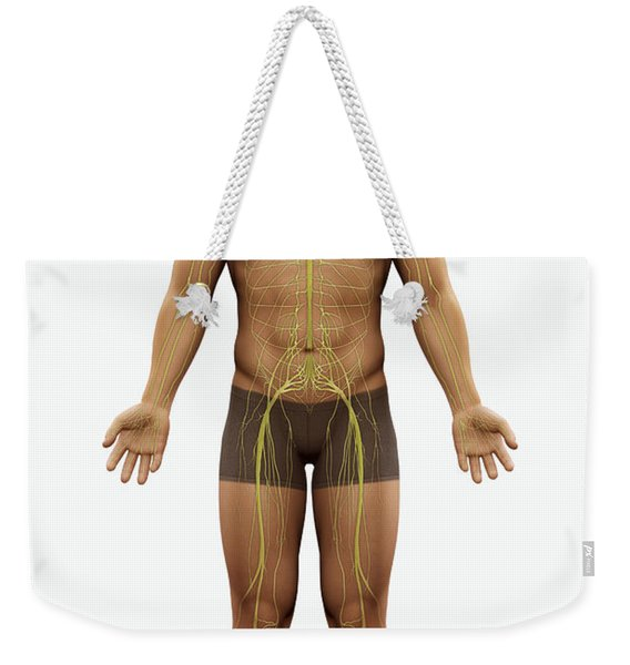 The Nervous System Weekender Tote Bag