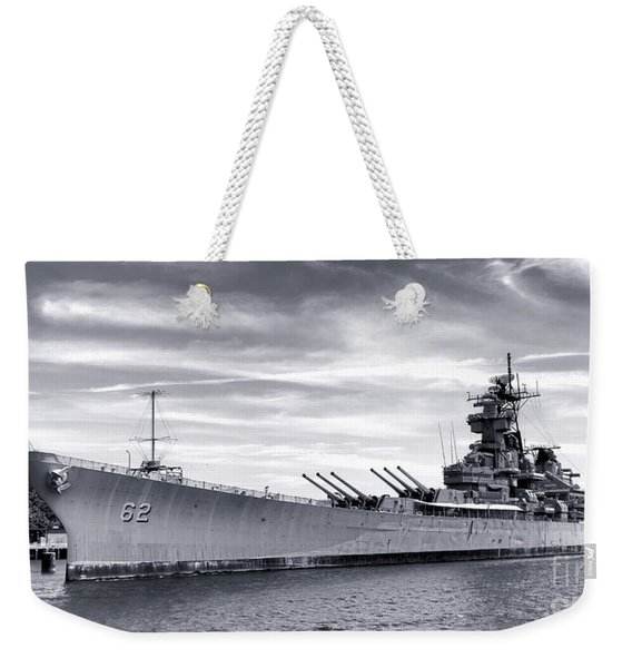 The New Jersey Weekender Tote Bag