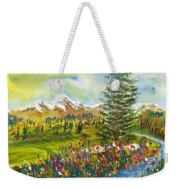 The Ninth Hole Weekender Tote Bag
