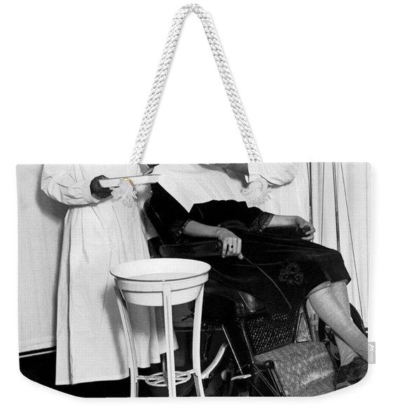 The North Harlem Dental Clinic Weekender Tote Bag