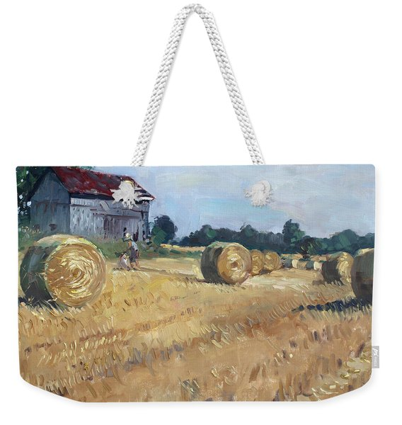 The Old Barns In Georgetown On Weekender Tote Bag