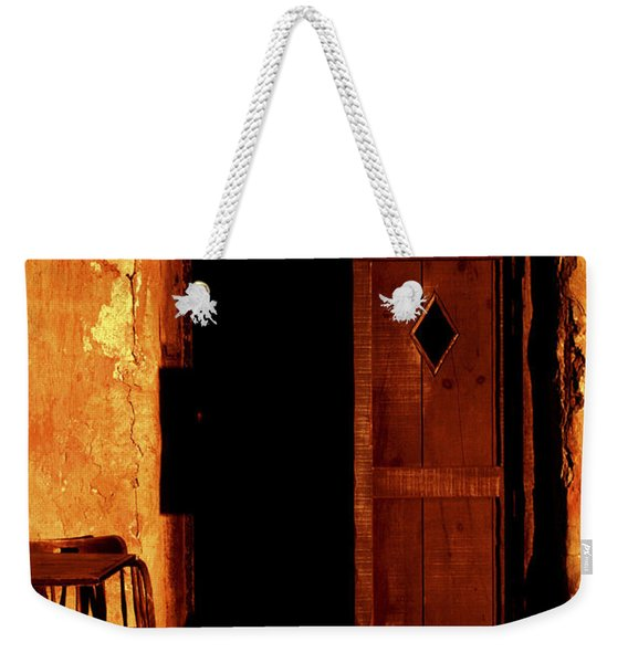 The Old Cantina Weekender Tote Bag