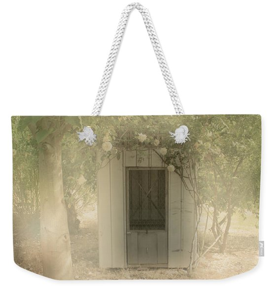 The Old Chook Shed Weekender Tote Bag