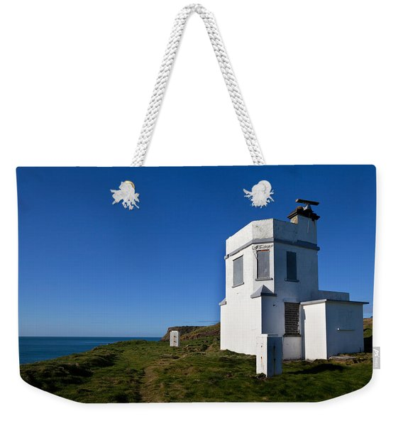 The Old Coastguard Station, Dunmore Weekender Tote Bag