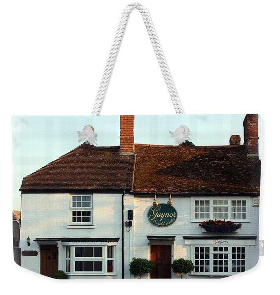 The Old Cottage And Gaynor Boutique Stockbridge Weekender Tote Bag