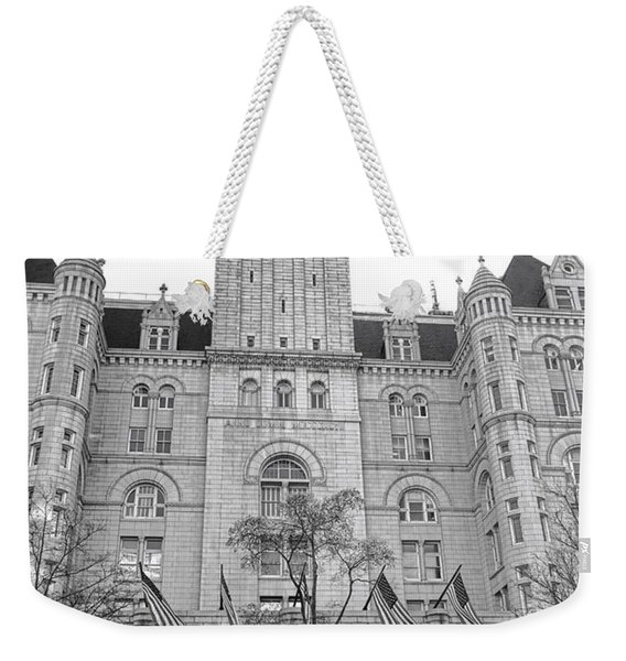 The Old Post Office  Weekender Tote Bag